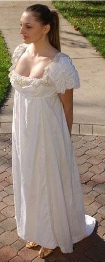regency wedding
