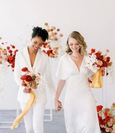 Hoping to get out of your dreaded bridal shower and live to tell the tale? We have tips & advice on how to tell your future mother-in-law you don't want a bridal shower. Bridal Hair And Makeup, Bridal Beauty, Old School Wedding, Minimalist Wedding Decor, Wedding Attire, Wedding Dresses, Bridal Elegance, Ethereal Wedding, Wedding Dress Boutiques