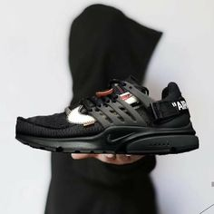 17f331212fcfe OFF-WHITE x Nike Air Presto  Black  AA3830 002