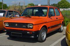 FIAT 127 Abarth Sport 70HP