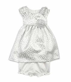 9e323504ef2 Little girls love Holiday sparkle. Available at Dillards.com  Dillards
