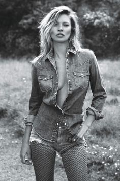 Kate Moss Denim