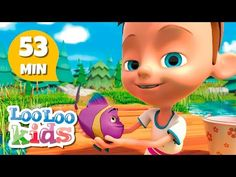 Bob The Train | Three Blind Mice | Nursery Rhymes | 3D rhymes | Kids Songs | Children Rhymes - YouTube