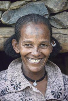Happy Woman, Tigray