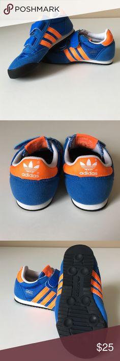 17bc4d3bb5e adidas dragon blue orange Sale