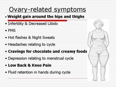 Ovary Body Type - weight gain around hips and thighs #weightloss Read Eric Berg's The 7 Principles of Fat Burning for more info. http://www.drberg.com/