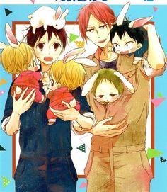 Gakuen Babysitters https://www.pinterest.com/lisadawndemick/chibi-manga/