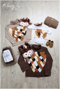 Kitouchy {Tibo,Liee &Malo}: DIY Halloween - Houhouhou hou le Hibou ! Diy Halloween, Halloween Costumes For Kids, Owl Costume Diy, Diy Costumes, Blog, Spectacle, Couture, Products, Preschool