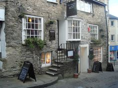Kendal, Cumbria, England, UK - we visited and stayed in Kendal, on my first trip to England in Spring of 2011