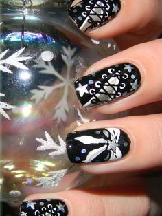 Silver Nails Designs: Awesome Nail Designs Silver Color ~ fixstik.com Nail Designs Inspiration