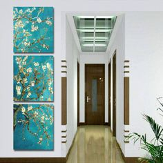 Van-Gogh-Almond-Blossom-Canvas-Print-Painting-Abstract-Art-Home-Decor-No-Framed