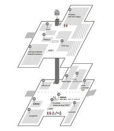 Wayfinding Signage, Signage Design, Map Design, Resume Design, Icon Design, Plan Hotel, Building Map, Navigation Design, Campus Map