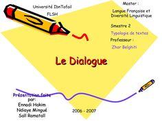 Le Dialogue (au théa
