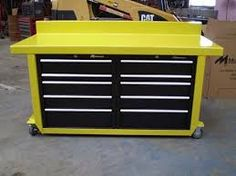 Image result for home built custom rollaway tool boxes