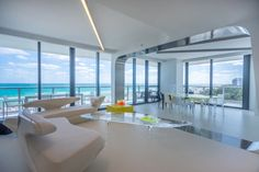 Zaha Hadid's Miami Beach Condo Is For Sale For $10 Million — House of the Day | Apartment Therapy Main | Bloglovin'