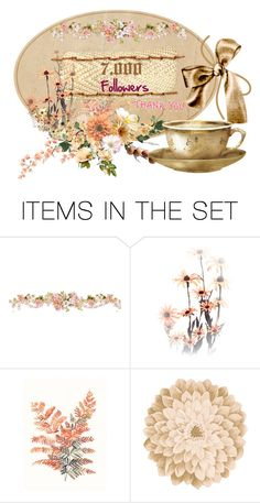 """Thank You!"" by sowana3 ❤ liked on Polyvore featuring art"