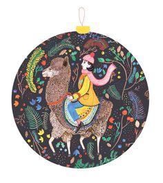 Christmas Card 2014 - Caroline Dowsett