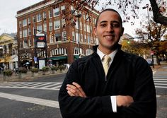 Ithaca Mayor Svante Myrick - He came from extremely humble means and graduated from Cornell.  At the age of 20, Myrick became the youngest alderperson for the City of Ithaca and one of the youngest elected African-Americans in U.S. history. At 24 he was elected mayor.  He's a politician to watch!