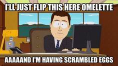 Every damn time !