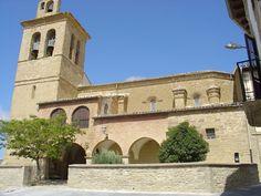 Iglesia de La Asunción, Uterga #Navarra #CaminodeSantiago #LugaresdelCamino
