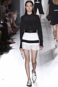 Victoria Beckham -  READY-TO-WEAR SPRING/SUMMER 2013