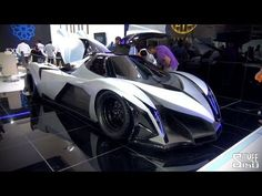 Devel Sixteen | 9 Unbelievable Supercars That Actually Exist, And Not Just In Your Mind