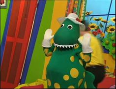 A 7 Minute Dorothy The Dinosaur Episode About Ping For Ings Vegetable Soup And Photo Gallery Ages 2 To Tami Horiuchi