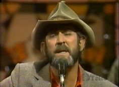 Don Williams performing his number one hit 'I Believe In You':  http://todayscountrymusicvideos.com/2012/10/18/1-flashback-music-don-williams-i-believe-in-you-1-today-in-1980/