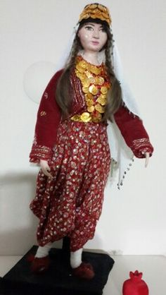 Clay Dolls, Kaftan, Bohemian, Style, Polymer Clay, Car, Fashion, Automobile, Moda