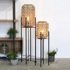 Deco Luminaire, Luminaire Design, Etagere Design, Bar, Lightning, Candle Holders, Divider, New Homes, Candles