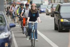 NEWS: Plans to shift Toronto's bicycle strategy into high gear in the works