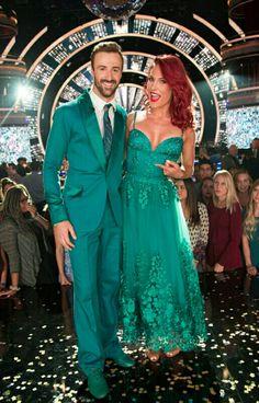 James and Sharna Dancing with the stars season 23