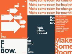Elbow — Christopher Doyle & Co. Creative Company, Better Together, Problem Solving, Health Care, Web Design, Positivity, Branding, Identity, Copywriting