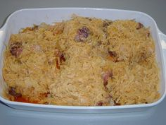 Meat Recipes, Mashed Potatoes, Macaroni And Cheese, Grains, Rice, Ethnic Recipes, Food, Whipped Potatoes, Mac And Cheese