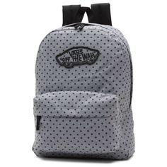 d7d090cb400 Realm Backpack. Vans BagsGrey BackpacksSchool ...