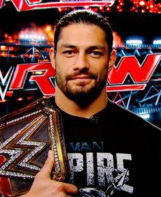 New WWE world heavyweight champion