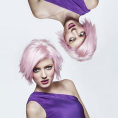 Love Sophie's pink style after her ANTM Season 18 makeover.