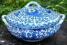 Antiques, Art, Vintage Peacock Ring, Phoenix Bird, Antiques, Tabletop, Vintage, Japan, Kitchen, Art, Antiquities