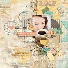 I love coffe.  Idea to do with tea!