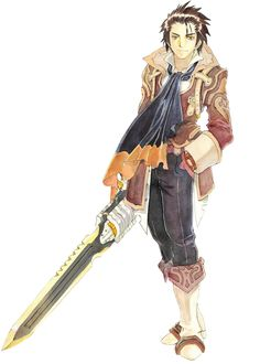 Alvin from Tales of Xillia