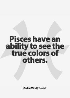 Pisces ♓ Zodiac Mind - Your source for all fun zodiac related content! Astrology Pisces, Zodiac Signs Pisces, Pisces Quotes, Zodiac Mind, My Zodiac Sign, Astrology Signs, Zodiac Facts, Scorpio, Aquarius