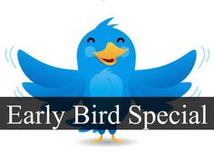 Early Bird Registration for OLSSI 2015 ends Thursday, April 30th!  Get in on the lower rate! www.OLSSI.org