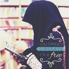 Can someone help me with an idea about Islamic women?