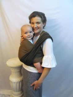 Handloomed Woven Wrap Baby Carrier Reversible by lilpeeperkeepers