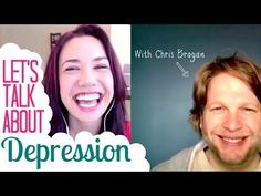 """""""Let's Talk Depression with Chris Brogan"""" ----- The power of vulnerability."""