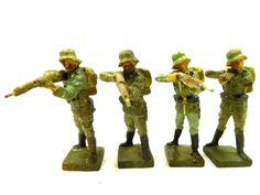 Lineol 11 Militär Masse Figuren Soldaten Offizier Wehrmacht 2.WK Höhe 7cm /643   eBay