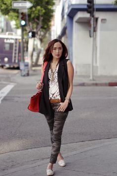 Express_camo_jeans_satine_label_Sigerson_morrison_chriselle_lim_5