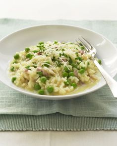 Delicious and Creamy Risotto Can be Made in the Crockpot
