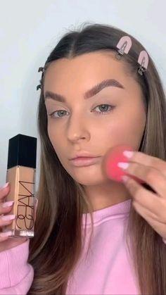 Contour Makeup, Makeup Geek, Eyeshadow Makeup, Makeup Brushes, Makeup Tips, Eyeliner, Face Makeup, Fall Eye Makeup, Smoky Eye Makeup