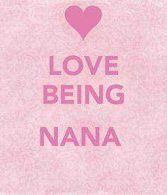 LOVE BEING  NANA